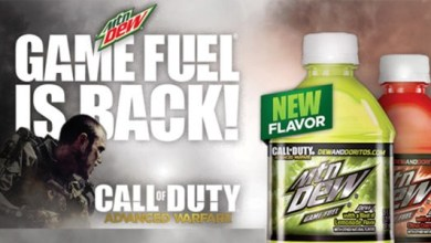 Call of Duty: Here's What Items the Mountain Dew and Doritos Codes Will Give You