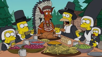 Channel Surfer: 4 Best Simpsons Thanksgiving Episodes of All Time!