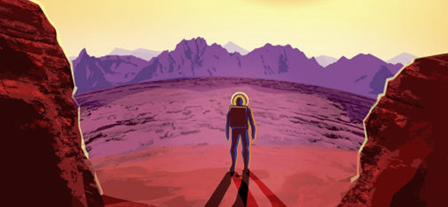 Check Out NASA's Travel Posters for Actual Exoplanets They've Discovered