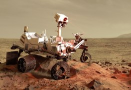 Curiosity Celebrates Its Martian Anniversary with a Selfie