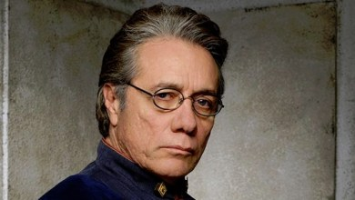 Edward James Olmos Cast in Agents of SHIELD (So Say We All)