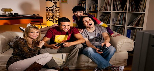 friends-gaming