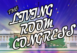 The Living Room Congress, Session 62: Jingle That Rock-Horse, Christmas Bell!