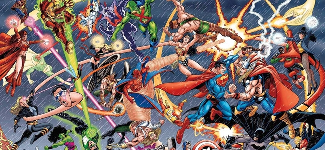 Marvel vs DC: Every Movie Scheduled between 2015-2020