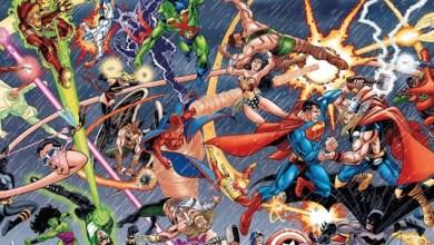 Marvel vs DC: Every Movie Scheduled between 2015-2020