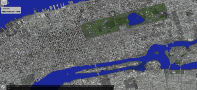 One Guy Wants to Rebuild Manhattan in Minecraft