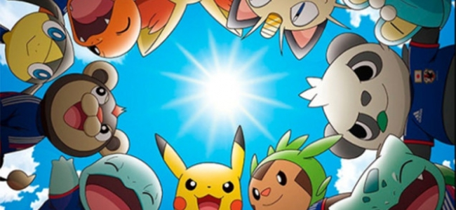 Pikachu and Friends are the Official Japanese Mascots for the 2014 World Cup