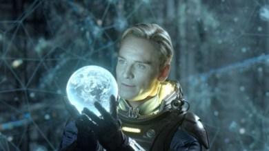 Prometheus 2 Picks Up Green Lantern Writer