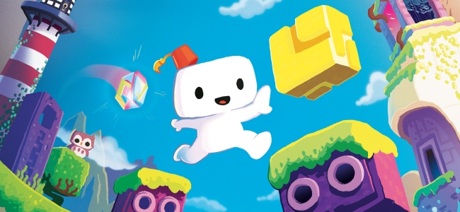 Release Date for PS4, PS3, and Vita Versions of Fez Announced