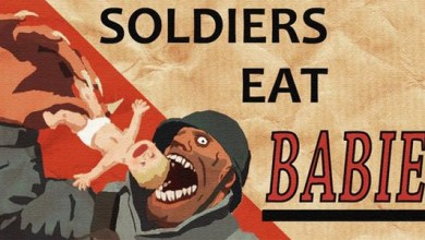 Russian Documentary Confuses Team Fortress 2 with WWI Propaganda