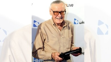 Photo of Stan Lee, Fatal1ty, and Altair Check out the Wikipad Gaming Tablet at E3