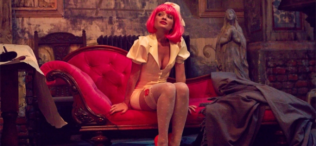Terry Gilliam's The Zero Theorem Set for Summer Release