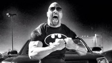 Photo of The Rock Says We'll be Seeing Black Adam Throw Down Against Batman and Superman