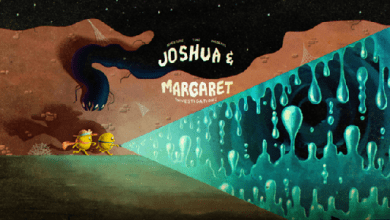"Alien Impreggerers in Adventure Time's ""Joshua and Margaret Investigations"""