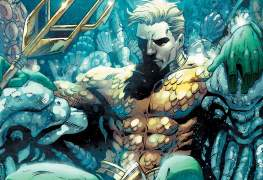 Take a Look at Aquaman in Costume for Batman V. Superman