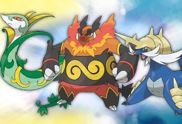 Get Serperior, Emboar, and Samurott Free for Pokemon Omega Ruby And Alpha Sapphire