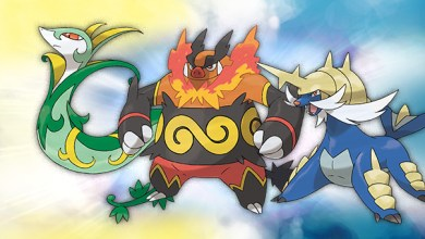 Photo of Get Serperior, Emboar, and Samurott Free for Pokemon Omega Ruby And Alpha Sapphire