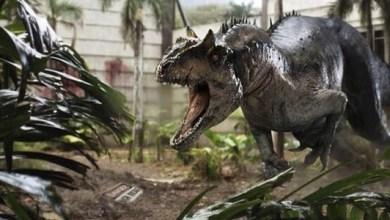 Jurassic World's New Dinosaur Revealed in LEGO Form