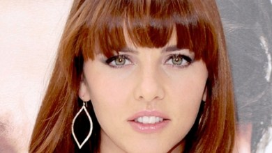 Ophelia Lovibond is The Collector's Aide in 'Guardians of the Galaxy'