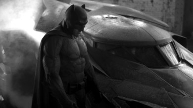 See 8 Photos from an Iconic Batman V. Superman Scene Inspired by The Dark Knight Returns