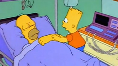 Simpsons Fan Theory: Has Homer Been in a Coma Since the 90s?