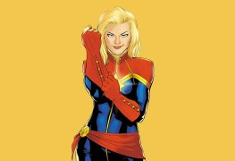 Who Should Play Captain Marvel? Top 8 Choices for Carol Danvers