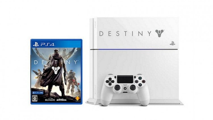 Destiny: Limited Edition PS4 Console