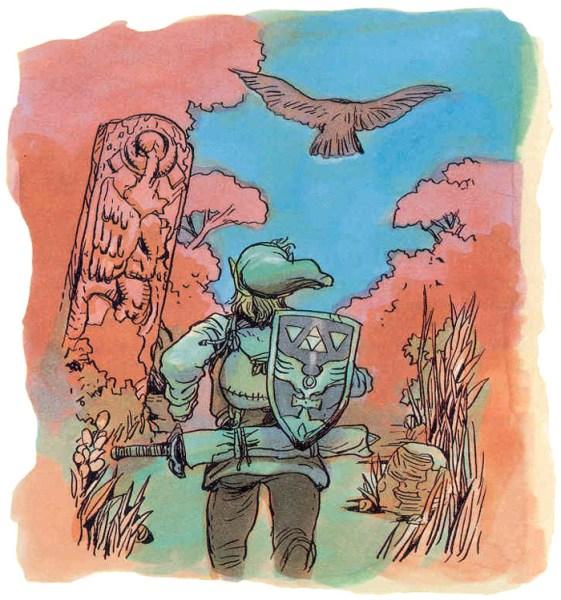 Katsuya Terada Zelda Artwork (22)