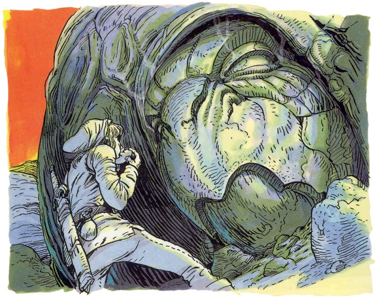 Katsuya Terada Zelda Artwork (3)
