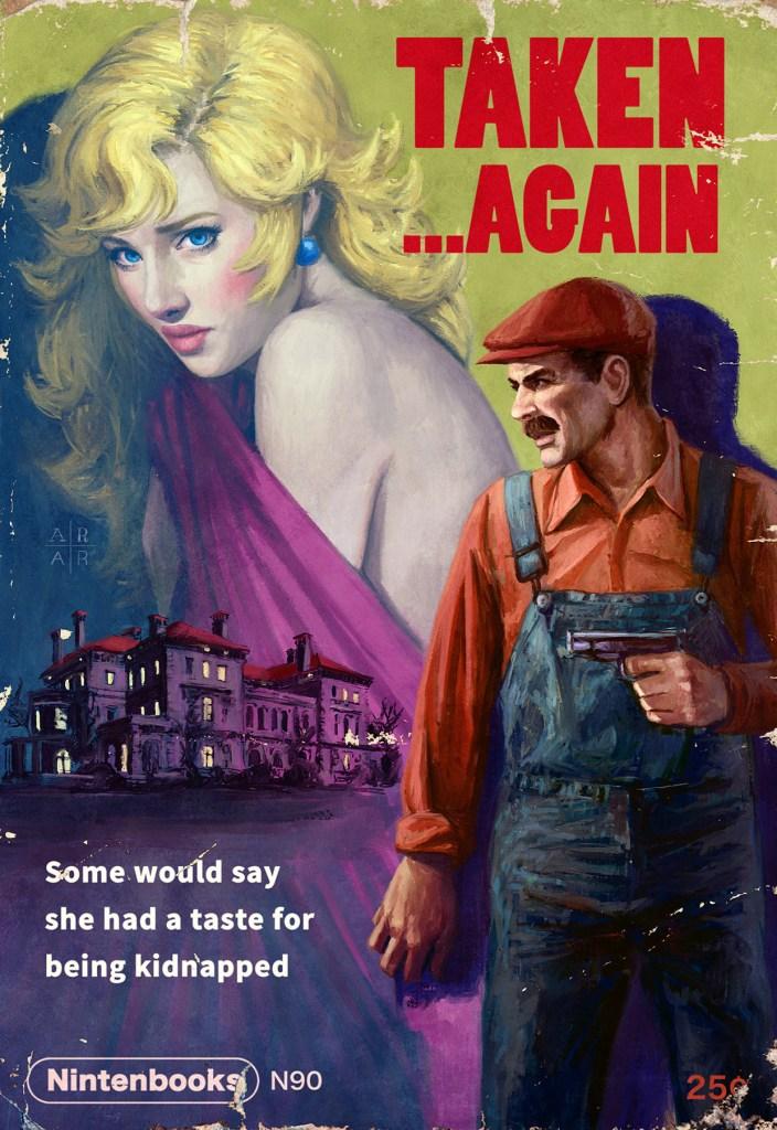 Nintendo Pulp Covers Astor Alexander (3)