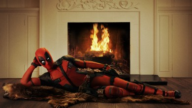 Our First Look at the Deadpool Movie is Oh So Seductive