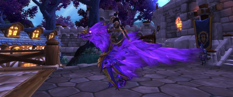 How to Find the New World of Warcraft Mount: Voidtalon of the Dark Star