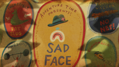 "Photo of The Annotated Adventure Time: Artistry and Identity in ""Sad Face"""