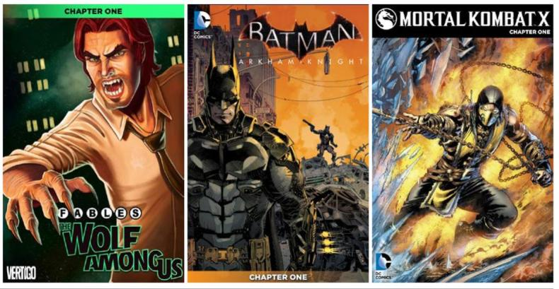 Use These Codes for Free Comixology Comics