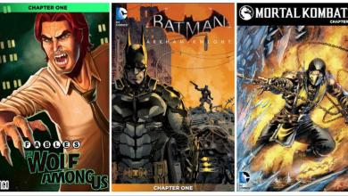 Photo of Use These Codes for Free Comixology Comics