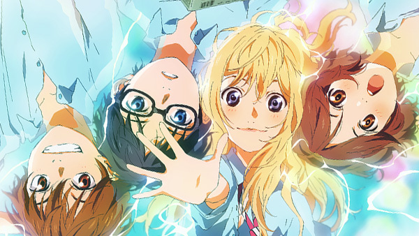"""The Action of """"Your Lie In April"""" [Anime Review]"""