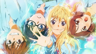 "The Action of ""Your Lie In April"" [Anime Review]"