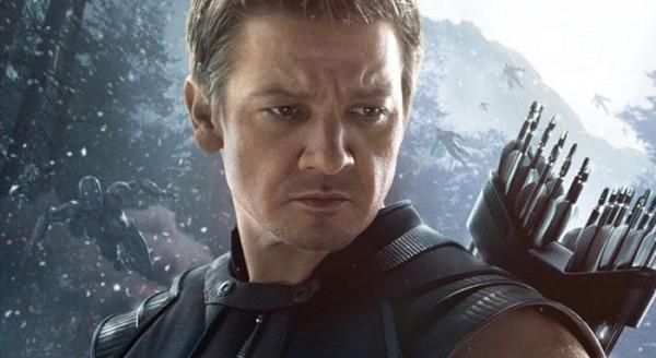 Lastest Avengers Poster Hits The Net! No Wait, It's Just Hawkeye