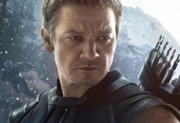 Lastest Avengers Poster Hits The Net! No Wait, It's Just Hawkeye