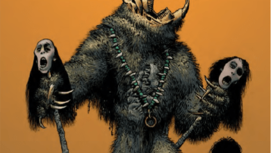 Rat God #2 Review: So A Racist Walks into a Rat-People Village...