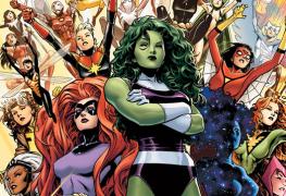 Funny Books: Top 5 Female Avengers!