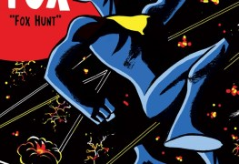 The Fox #1 Review - Another Superhero Hit for Archie