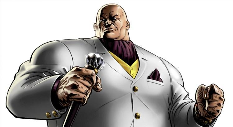 Kingpin-Marvel