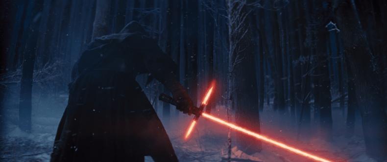 Images Of Star Wars: The Force Awakens Villain Kylo Ren Leak Online