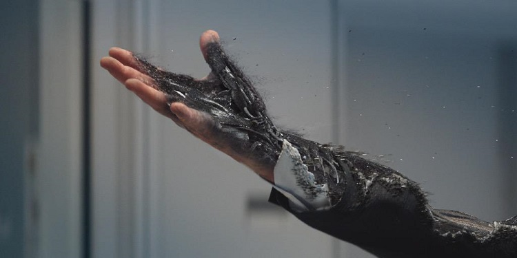 Terminator Genisys - Terminator Regenerating