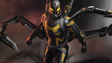 Here's What Yellowjacket Will Look Like in Marvel's Ant-Man
