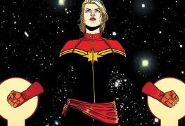 Nicole Perlman & Meg LeFauve Officially Writing Marvel's Captain Marvel
