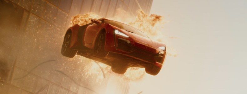 Furious 7 is  the Fastest and Most Furious Installment, According to Science