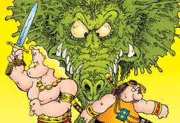 Groo, Friends and Foes #4 Review - Our Favorite Barbarian-Oaf's Still Got It