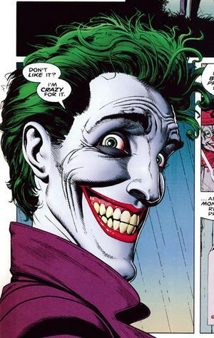 Batman The Killing joke  Copyright DC Comics